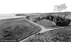 Alnmouth, General View c.1955