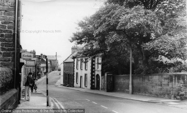 Alnmouth, Northumberland Street c.1965