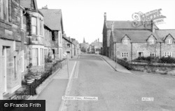 Alnmouth, Riverside Road c.1965