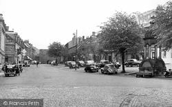 Alnwick, Bondgate Hill c.1955