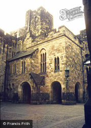 Alnwick, Castle 1986