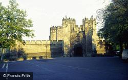 Alnwick, Castle Entrance 1986