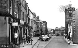 Alnwick, Fenkle Street 1955