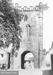 Alnwick, Pottergate c.1955