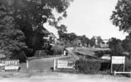 Alperton, Brent Cottage c.1888