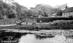Alport, Mill Bridge c.1960