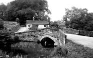 Alport, Mill Bridge c.1960