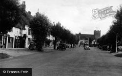 Alresford, Broad Street c.1950
