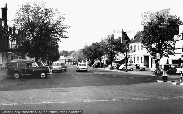 Photo of Alresford, Broad Street c1965
