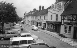 Alresford, Broad Street c.1965