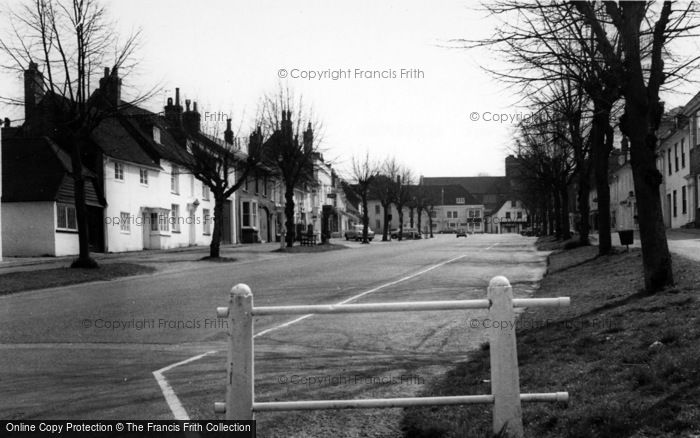 Photo of Alresford, Broad Street c.1965