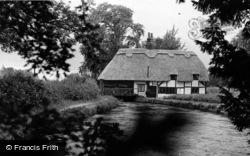 Alresford, Fulling Mill c.1950