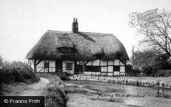 Alresford, Fulling Mill c.1955