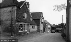 Alresford, Mill Hill c.1965