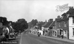 Alresford, New Alresford c.1955
