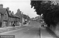 Alresford, Pound Hill c.1950