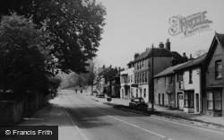 Alresford, Pound Hill c.1955