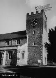 Alresford, The Church c.1960