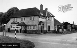 Alresford, The Cricketers Arms c.1950