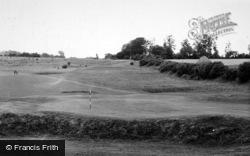 Alresford, The Golf Links c.1950