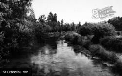 Alresford, The River c.1960