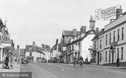 Alresford, The Swan Hotel c.1950