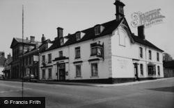 Alresford, The Swan Hotel c.1955