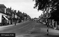 Alresford, West Street c.1950