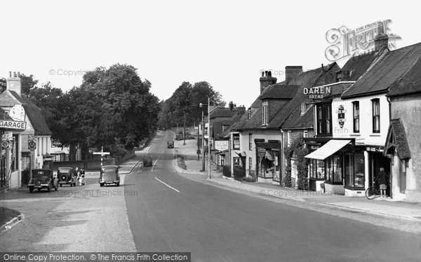 Photo of Alresford, West Street c1950