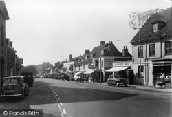 Alresford, West Street c.1955