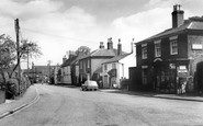 Alrewas, the Village c1965