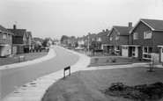 Alsager, Eaton Road c1965