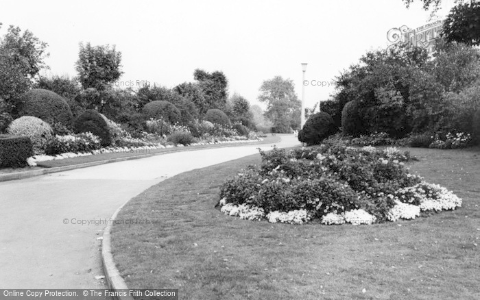 Photo of Alsager, Fairview Park c.1965