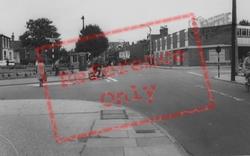Alsager, High Street c.1965