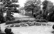 Alsager, The Mere c.1960
