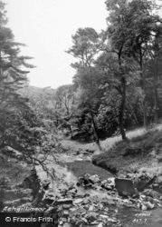 Ashgill c.1950, Alston
