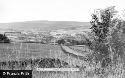 Alston, From Loaning Head c.1955