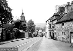 Front Street c.1950, Alston