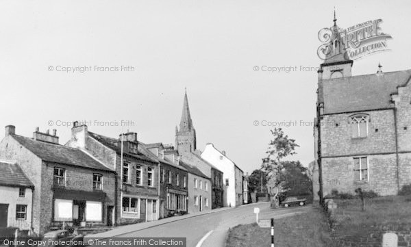 Photo of Alston, Front Street c.1960