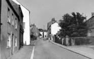 Alston, Front Street c.1960