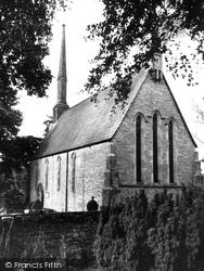 Kirkhaugh Church c.1955, Alston