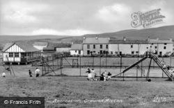 Recreation Ground c.1955, Alston