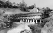 Alston, The Waterfall c.1960