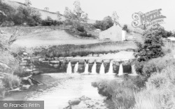 The Waterfall c.1960, Alston