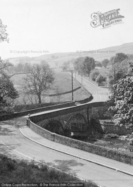 Photo of Alston, Tyne Bridge c.1955