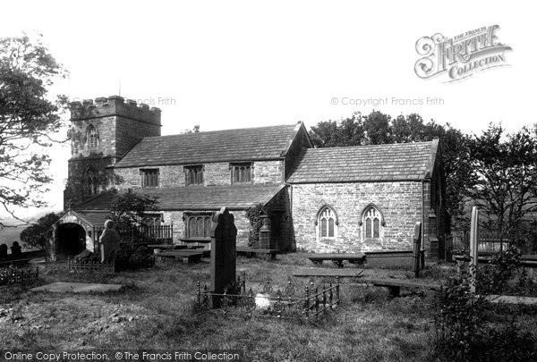 Photo of Altham, St James's Church 1897