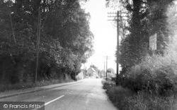 Althorne, Burnham Road c.1955