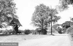 Althorne, Latchington Road c.1955