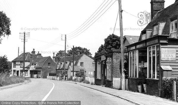 Photo of Althorne, Main Road, c. 1955 ref. A107006