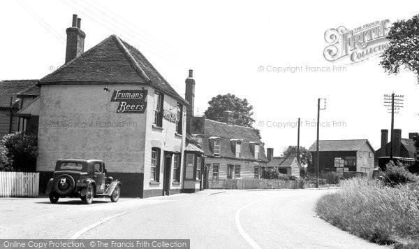 Althorne, Main Road c.1955